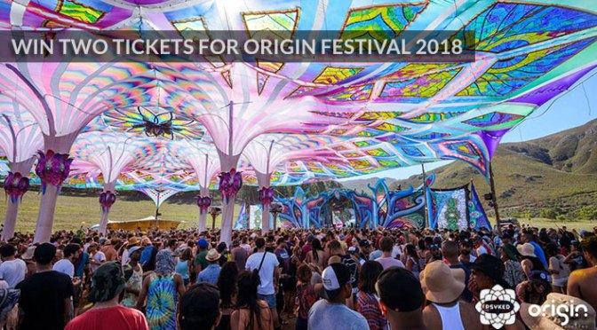 Win two tickets for Origin Festival 2018